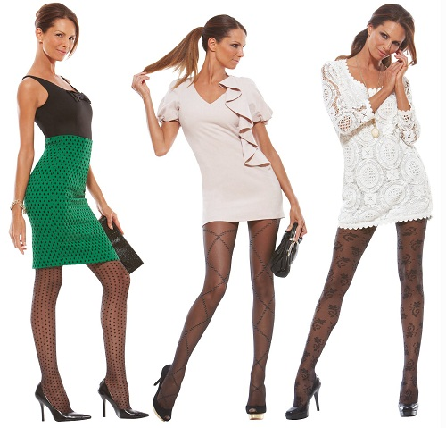 2012 Pantyhose Trends 2012 Pantyhose's Trends Model
