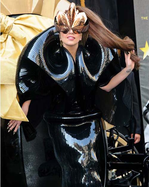 Lady Gaga Fashion Style 2012 Perfum Launch Lady Gaga Fashion Style 2012 Trend