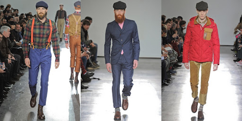 Paris Men Fashion Trends Fall Winter 2012 2013 Men Fashion Trends Fall Winter 2012 2013