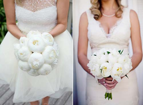 Bridal Bouquets 2013 Peony Rose Bridal Bouquets 2013: Prettier with the Flower