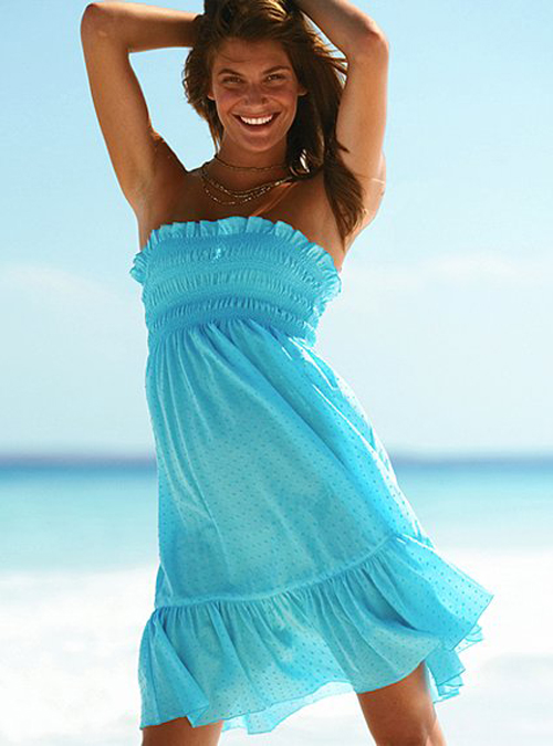 Casual Beach Dresses: Beautiful Summer Breezy