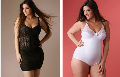 Plus Size Shapewear Image Plus Size Shapewear Before Party