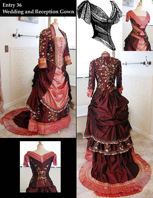Victorian Dress Patterns Contest