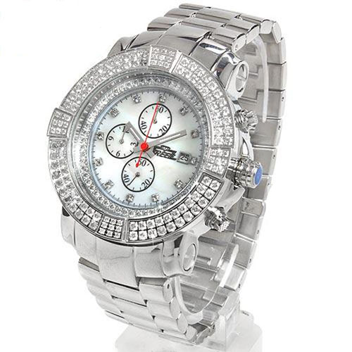 Diamond Watches for Women Freeze Diamond Watches for Women for Casual and Formal Attire