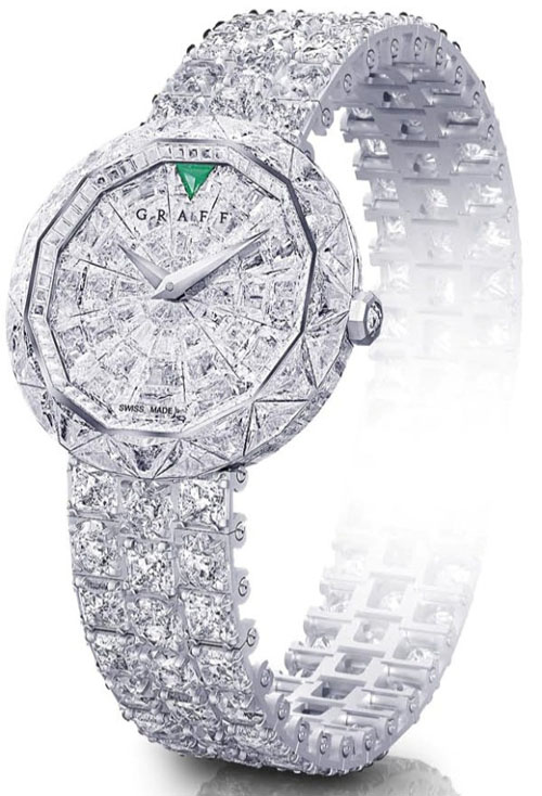 Diamond Watches for Women Graff Diamond Watches for Women for Casual and Formal Attire
