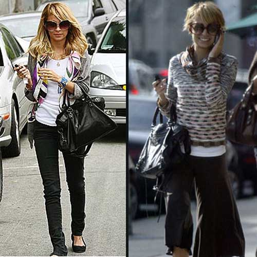 Nicole Richie Casual Style