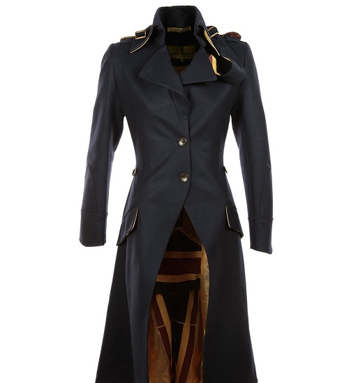 Long Black Jacket For Women Jacketin