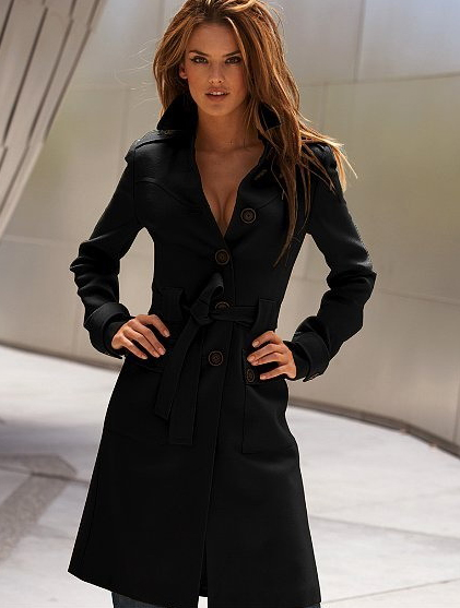 Black Trend Womens Long Overcoat Women Long Overcoat Tips on Choosing