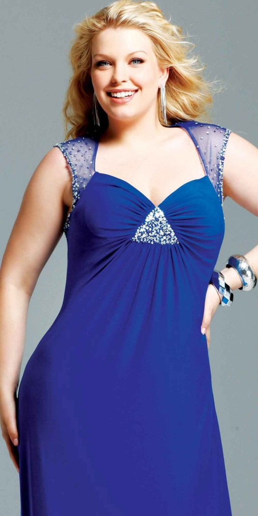 Dress for Plus Size Women which is Beauty and Charming