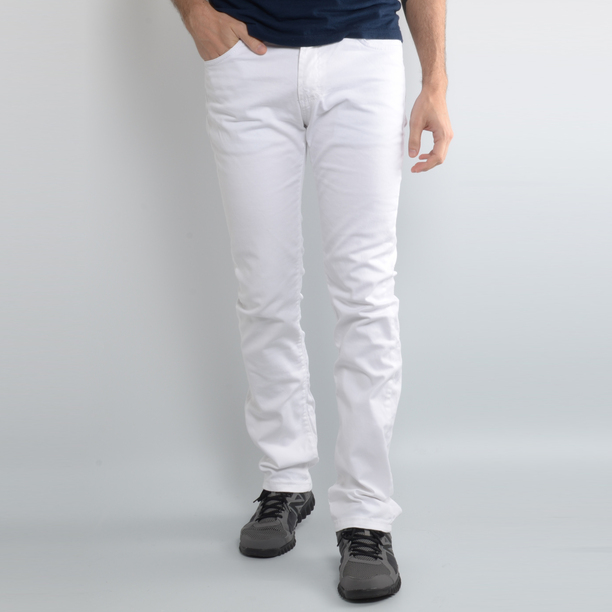White jeans for men – Global fashion jeans models