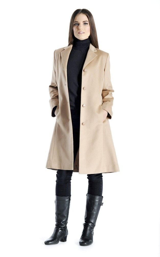 Creame Womens Long Coat Women Long Coat Tips on Keeping and Choosing