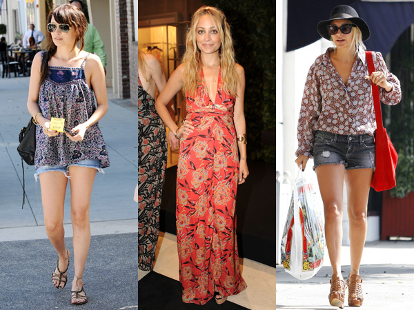 Nice Nicole Richie Fashion Style Nicole Richie Fashion Style Attractive Look