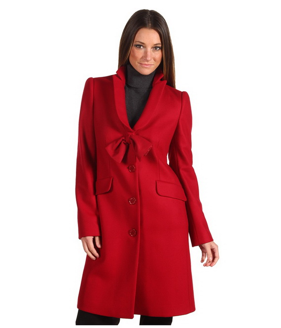 Red Womens Long Overcoat Women Long Overcoat Tips on Choosing