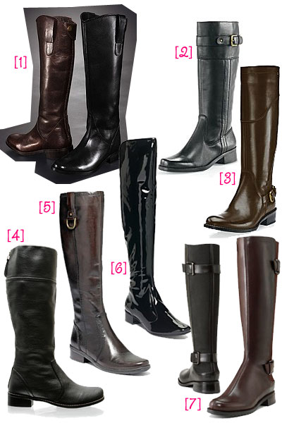 Riding Boots Fashion Trends 2013