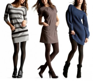 Sweater Dresses for Leggings 2012 Dresses for Leggings 2012 for Special Lady