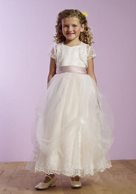 Toddler Flower Girl Dresses Toddler Flower Girl Dresses to Color up Your Wedding
