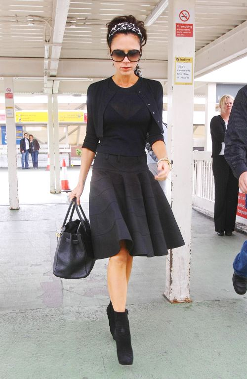 Victoria Beckham Dresses Victoria Beckham Dresses, Being Fashionable With Simple Things