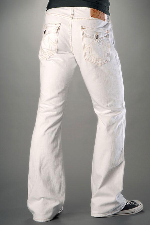 White Jeans Men, a Distinct Men Fashion
