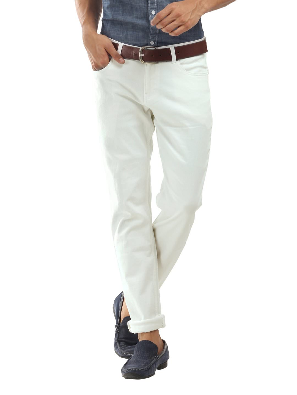 Skinny Jeans White Men
