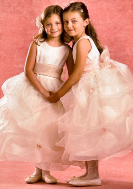 White Toddler Flower Girl Dresses Toddler Flower Girl Dresses to Color up Your Wedding