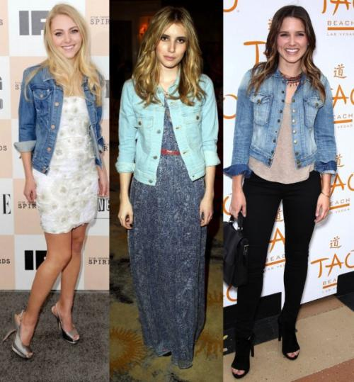 Wear an Edgy Style with Denim Jackets for Women