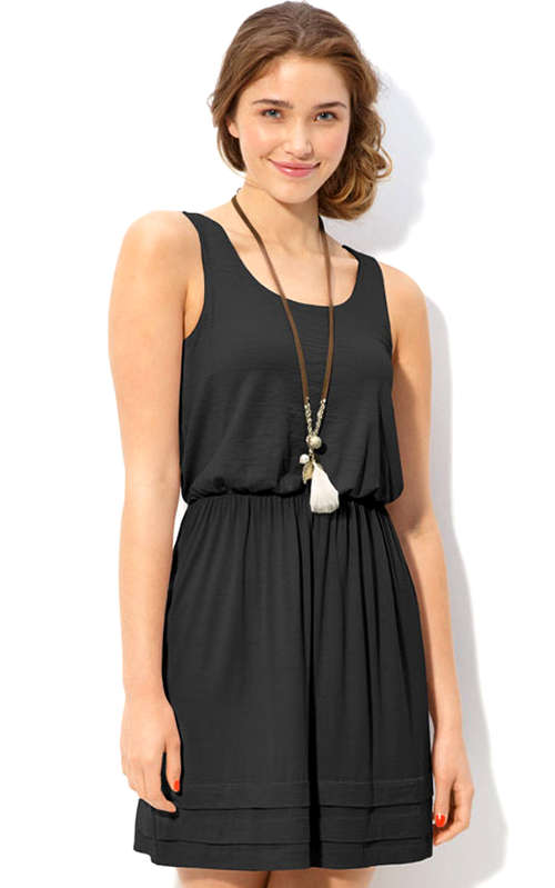 Casual Black Dresses - Fashion Show ON