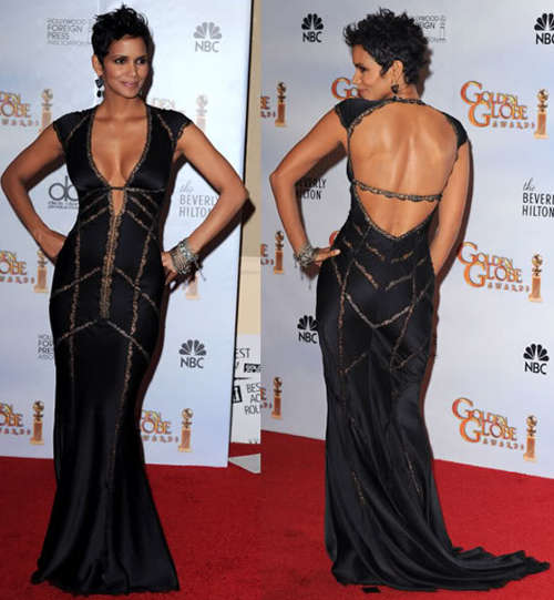 Black dresses on the red carpet fashion show on - Black and white red carpet dresses ...